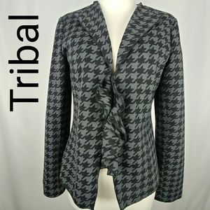 Tribal Wool Blazer
